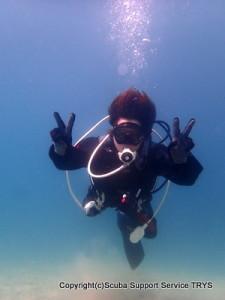 和歌山ダイビング 中性浮力ダイビング