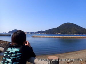 和歌山ダイビング 潜水艦観察