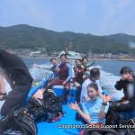 和歌山の内海&外海で楽しむ2ボートダイビング¥15,000