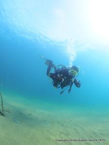 深さ10m未満の海
