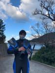 New器材で新年初ダイビング〜!