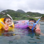 シュノーケリング&体験ダイビング
